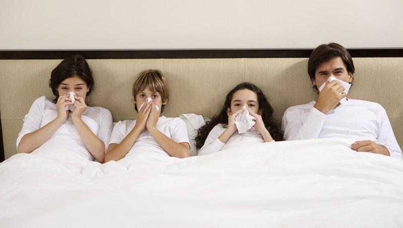 Ô nhiễm không khí trong nhà khiến sức khỏe bạn suy giảm.