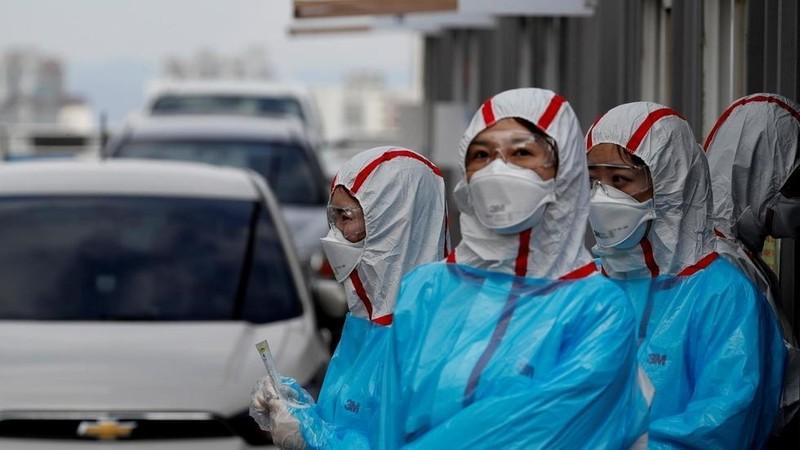 Hơn 100 quốc gia yêu cầu Hàn Quốc giúp đỡ xét nghiệm SARS-CoV-2