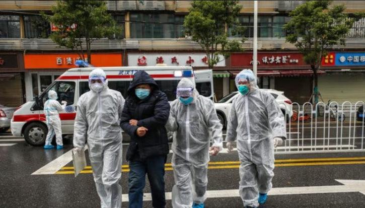 Khai báo y tế gian dối, người đàn ông Trung Quốc lĩnh án 1,5 năm tù