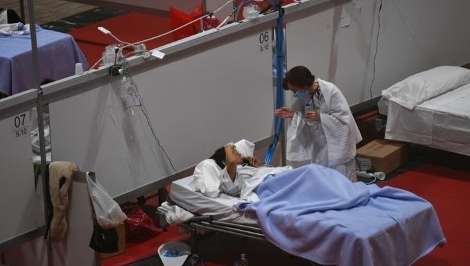Tây Ban Nha: Số người tử vong vì Covid-19 bắt đầu giảm