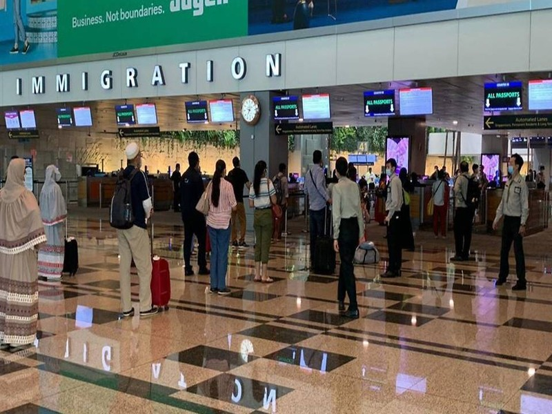 Singapore sơ tán gần 700 công dân từ Ấn Độ trở về