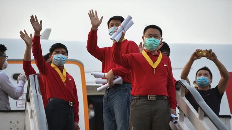 Trung Quốc gửi gần 150 chuyên gia y tế tới 16 quốc gia hỗ phòng chống Covid-19