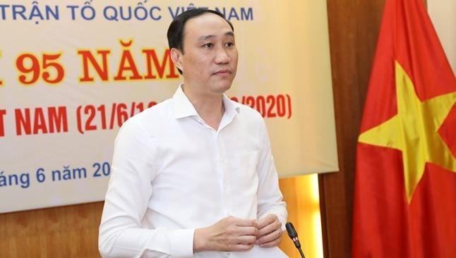 Ủy ban Trung ương Mặt trận Tổ quốc Việt Nam gặp mặt, chúc mừng ngày Báo chí Cách mạng