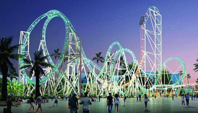 FLC mong muốn đầu tư tổ hợp văn hóa - giải trí 5.000 tỷ theo mô hình Disneyland tại Vĩnh Phúc