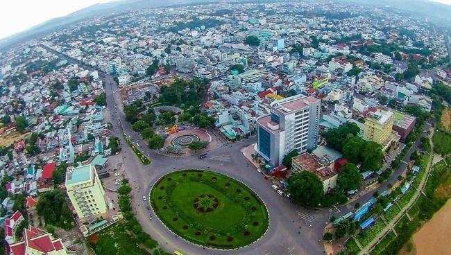 Thành phố Kon Tum đang trở thành đô thị tiềm năng bậc nhất Nam Trung Bộ.