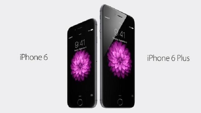 Apple ra mắt iPhone 6 và iPhone 6 Plus