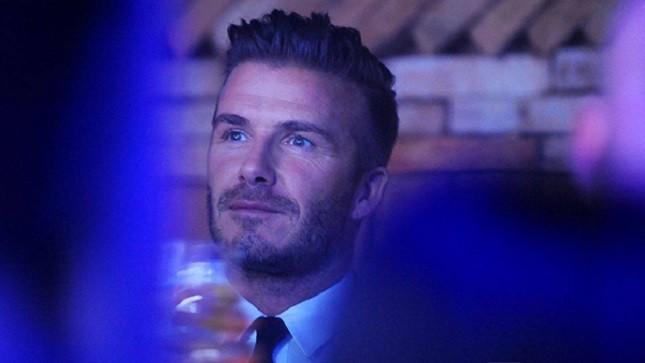 David Beckham gặp người hâm mộ tại TP Hồ Chí Minh