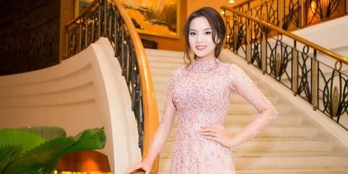 Hoa hậu Kỳ Duyên: Mặc đồ hiệu không ảnh hưởng gì tới làm từ thiện