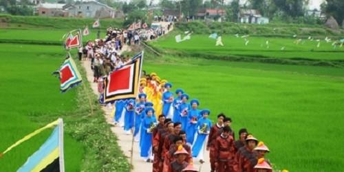 Lễ hội đầu xuân ở Quảng Nam