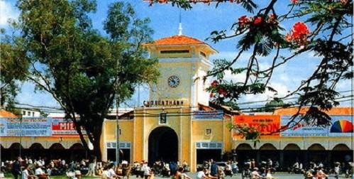 Sài Gòn của 40 năm về trước
