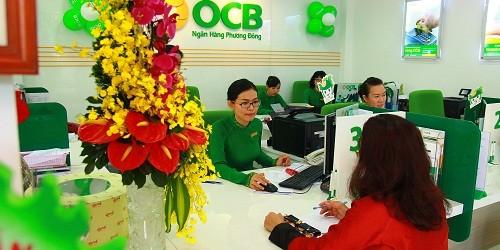 OCB: Nạp tiền, thanh toán, nhận quà