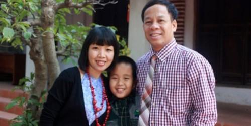 Công thức dạy con của cha mẹ thần đồng Đỗ Nhật Nam