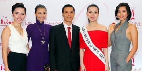 Không có chuyện hủy cuộc thi Hoa hậu Hoàn vũ Việt Nam