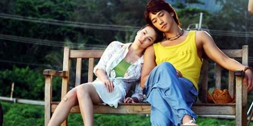 Cặp đôi Bi Rain - Song Hye Kyo từng gây sốt trong Ngôi nhà hạnh phúc phần 1 - Ảnh chụp từ phim
