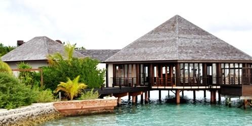 Maldives hiện có 110 resort mang nhiều phong cách khác nhau nằm trên những hòn đảo. Ảnh: Minh An