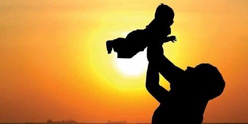 Trái tim của người cha
