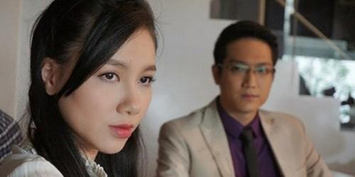 """MC Minh Hà và diễn viên Chí Nhân cùng hợp tác trong bộ phim """"Hôn nhân trong ngõ hẹp""""."""