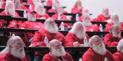 """Trường """"đại học"""" đào tạo ông già Noel"""