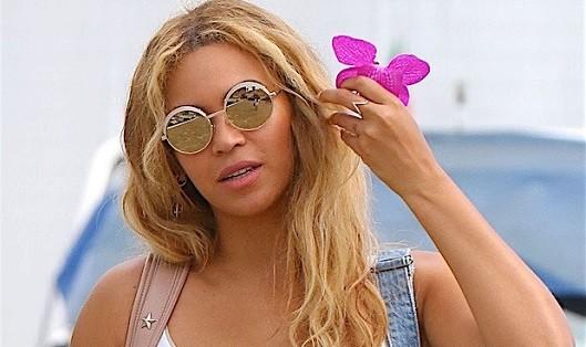 Gu thời trang xa xỉ của ca sĩ Beyoncé