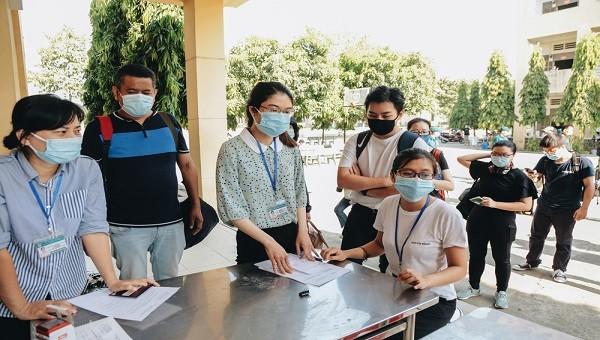 Hơn 900 người được rời khu cách ly tập trung tại TP HCM