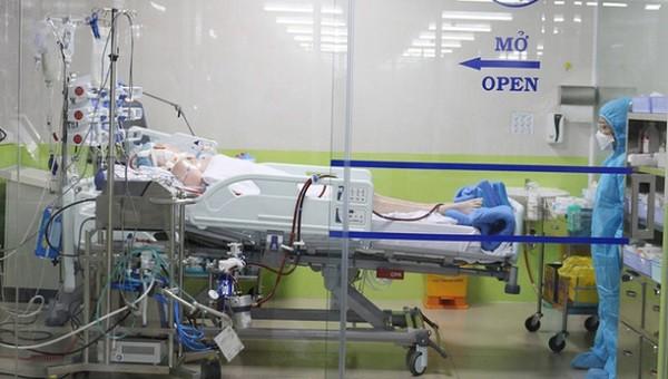 Bệnh nhân người Anh chờ ghép phổi tại BV Chợ Rẫy