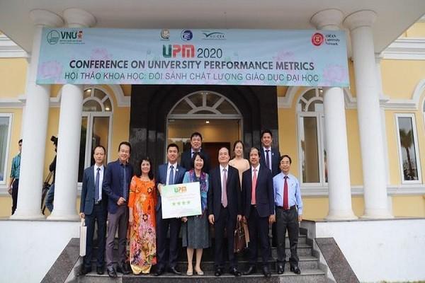 Trường đại học ngoài công lập đầu tiên được UPM gắn 4 sao
