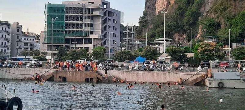Quảng Ninh: Một người tử vong sau va chạm với xuồng tuần tra của Cảnh sát giao thông đường thủy
