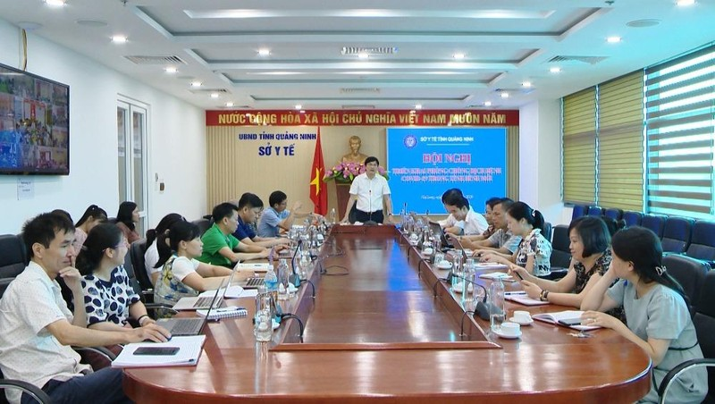 Ngành Y tế Quảng Ninh triển khai phòng chống dịch bệnh Covid-19 trong tình hình mới