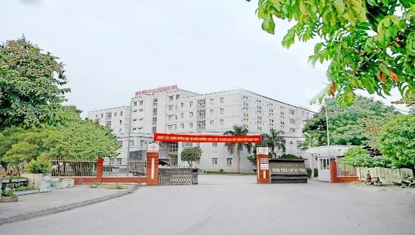 Bệnh viện cách ly đặc biệt thứ 2 đặt tại Bệnh viện Lao và Phổi Quảng Ninh.