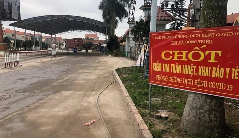 Quảng Ninh hạn chế tối đa di chuyển của người dân để phòng chống Covid-19