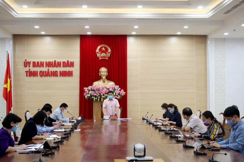 Quảng Ninh là 1 trong 5 điểm thí điểm dạy học trực tuyến trên cả nước