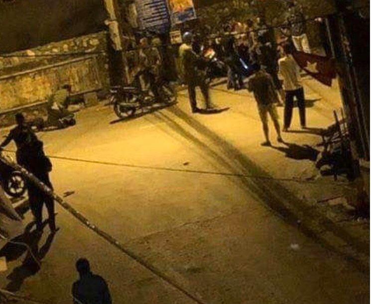 Tạm giữ 4 thanh niên chống đối lực lượng thực thi phòng chống dịch Covid 19