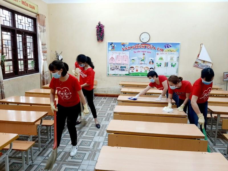 Học sinh, sinh viên Quảng Ninh đi học trở lại từ 4/5