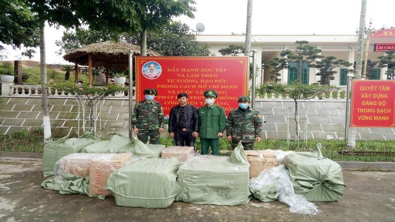   Quảng Ninh ngăn chặn buôn lậu, gian lận thương mại, nhập cảnh trái phép vùng biên