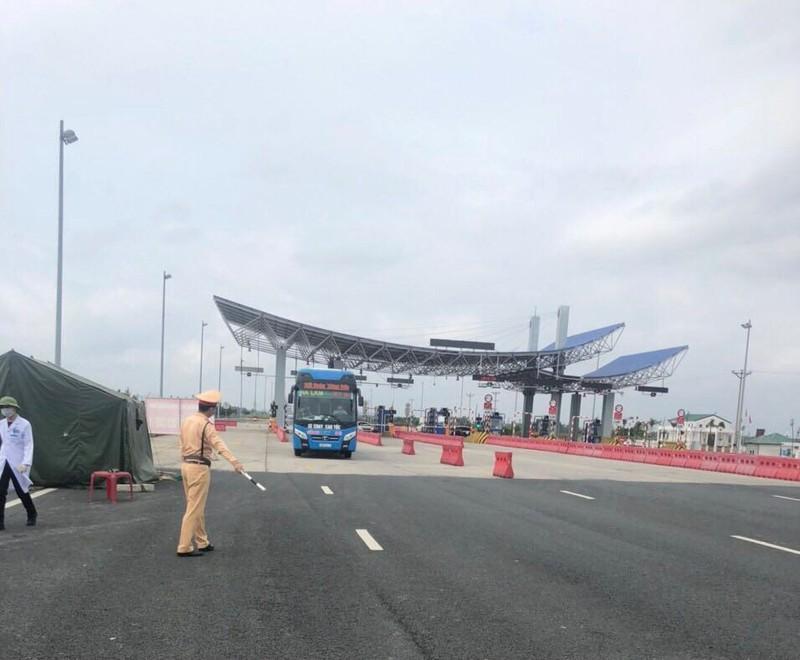 Vận tải khách liên tỉnh Quảng Ninh và Hải Dương hoạt động trở lại