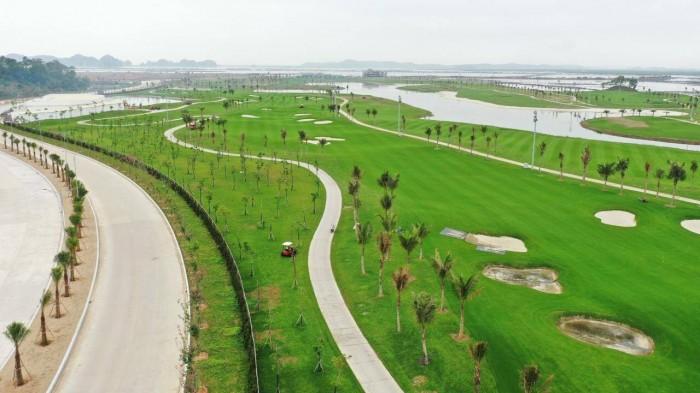 Sân golf có đường golf dài nhất Việt Nam sắp đi vào hoạt động