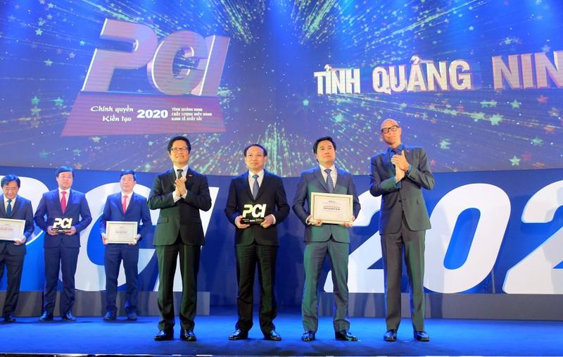 Lần thứ 4 liên tiếp Quảng Ninh giành quán quân năng lực cạnh tranh cấp tỉnh