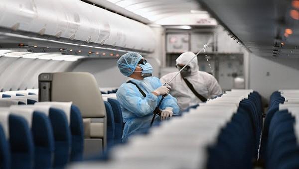Thông báo khẩn tìm người trên chuyến bay có bệnh nhân tái nhiễm COVID-19