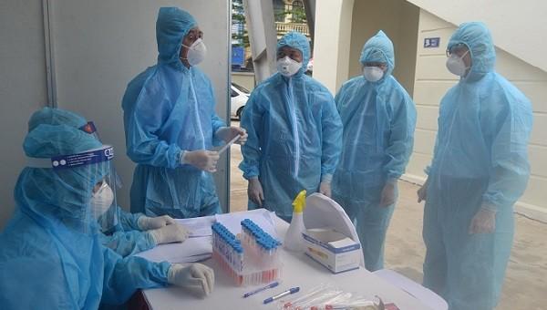 Hưng Yên có 2 ca nghi nhiễm COVID-19 liên quan đến ca bệnh ở Hà Nam
