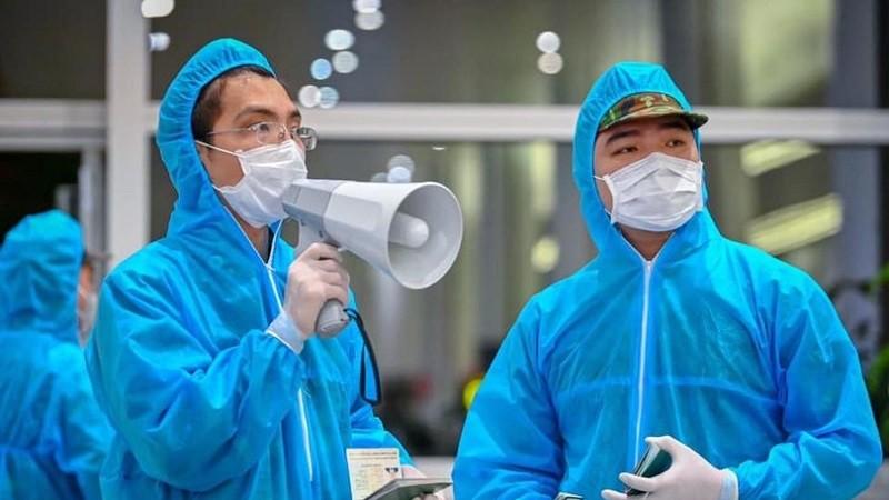 Long An phát đi thông báo khẩn tìm người liên quan đến BN2910 ở TP HCM