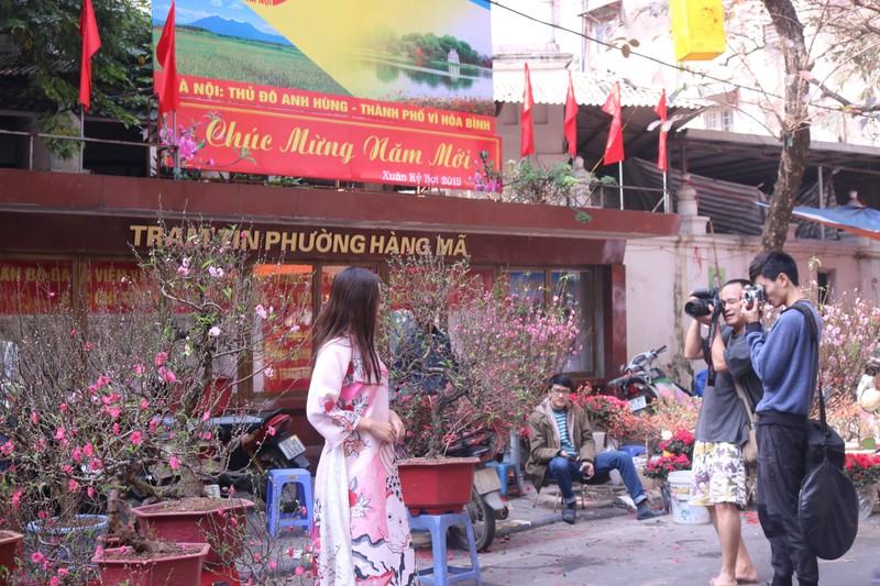 Đặc sắc chợ hoa Tết trăm năm trong lòng phố cổ Hà Nội