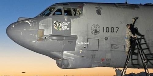 Hồi sinh máy bay B-52 từ… bãi rác