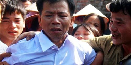 Ông Nguyễn Thanh Chấn bị giam tù oan 10 năm, nay được bồi thường 7,2 tỷ.