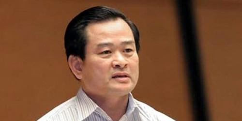 Phó Chủ nhiệm Ủy ban Tư pháp Nguyễn Đình Quyền.