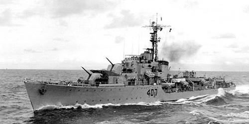 Vai trò tàu khu trục và frigate trong chiến tranh hiện đại