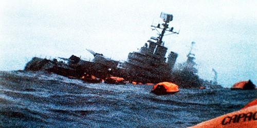 Không - hải chiến, sự đối đầu trực tiếp trong chiến tranh hiện đại