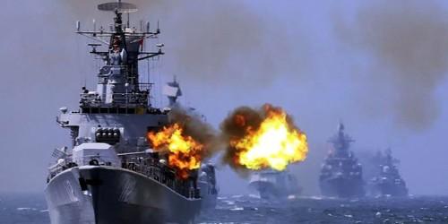 Bất chấp phản đối, Trung Quốc vẫn dội mưa bom xuống biển Đông