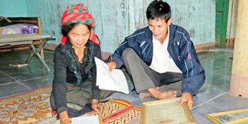 Ông bà Diệu, Nhoan rất tự hào khi nói về Nguyễn Văn Vinh (cu Đường).