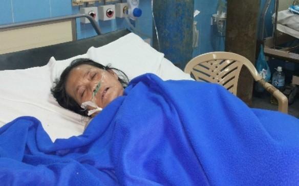 Cắt bỏ 1,8m ruột bị hoại tử để cứu sống cụ bà 75 tuổi