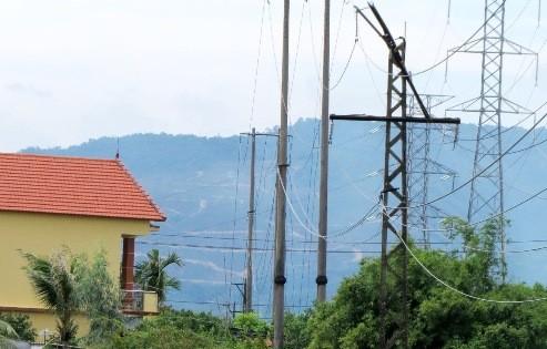 Phản hồi bài viết đường điện thiếu an toàn cho dân: UBND tỉnh Quảng Bình chỉ đạo xử lý vấn đề PLVN phản ánh